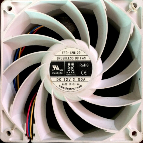 工业CPU直流风扇